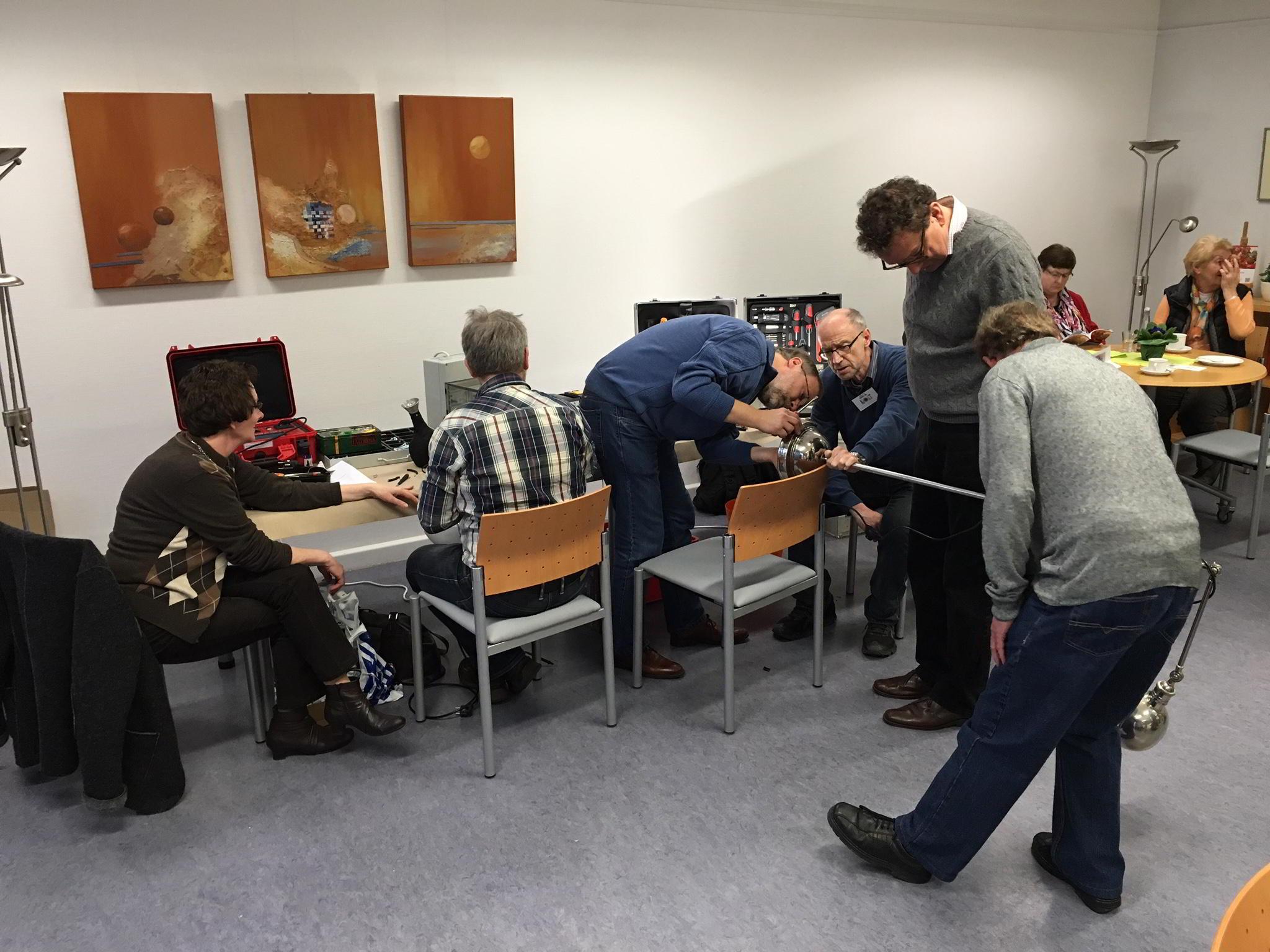 Eröffnung Werkstatt-Cafe 013