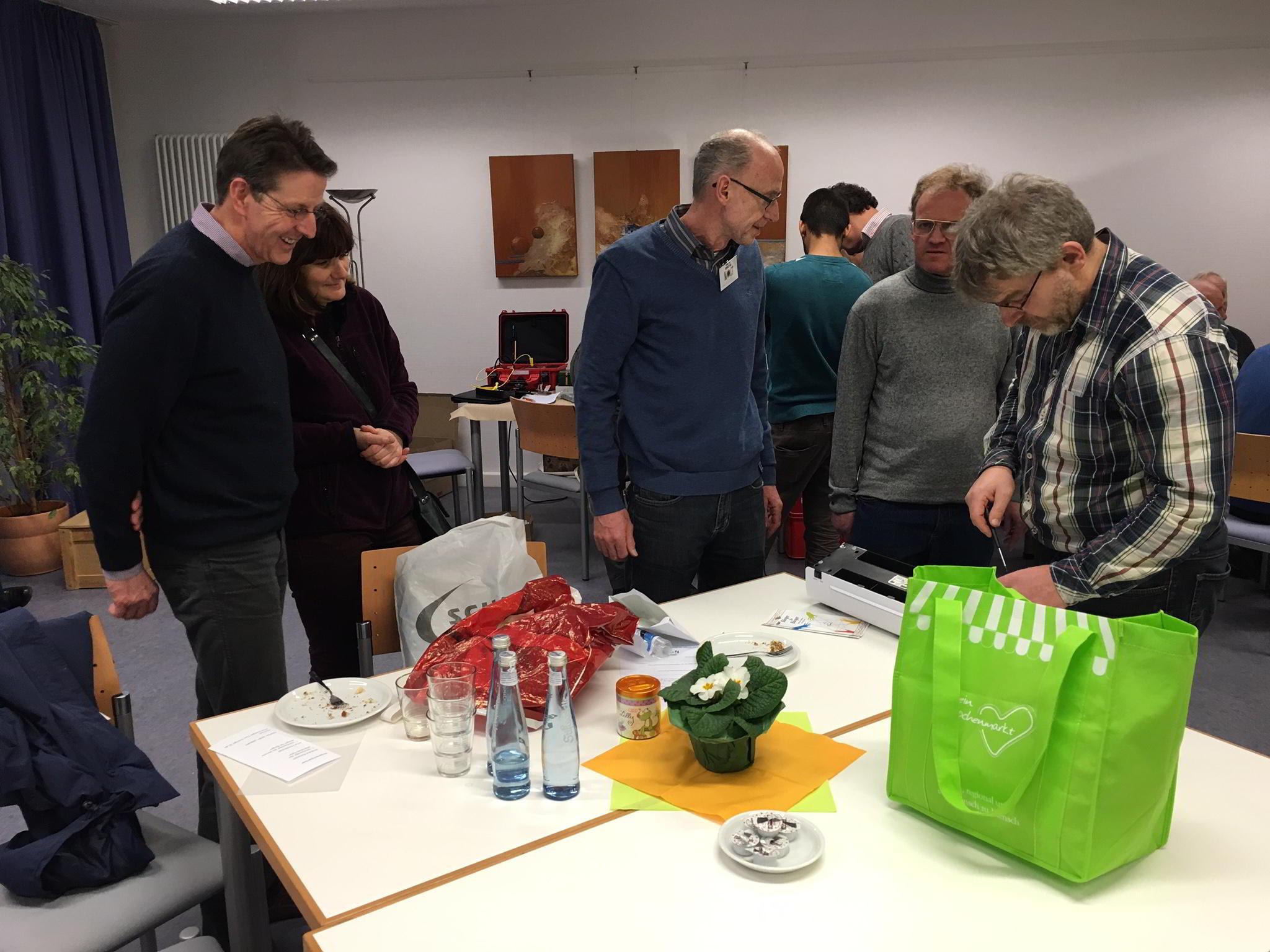 Eröffnung Werkstatt-Cafe 020