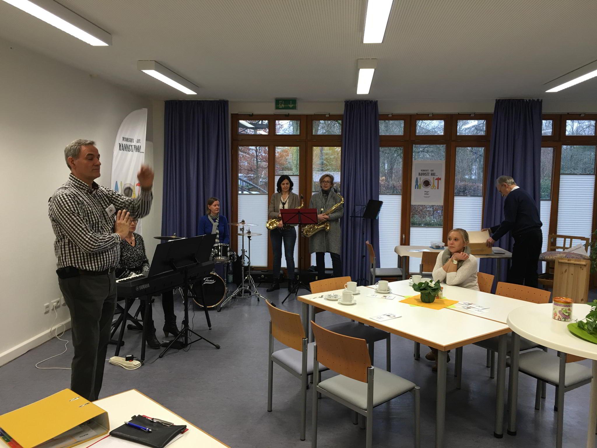 Eröffnung Werkstatt-Cafe 039