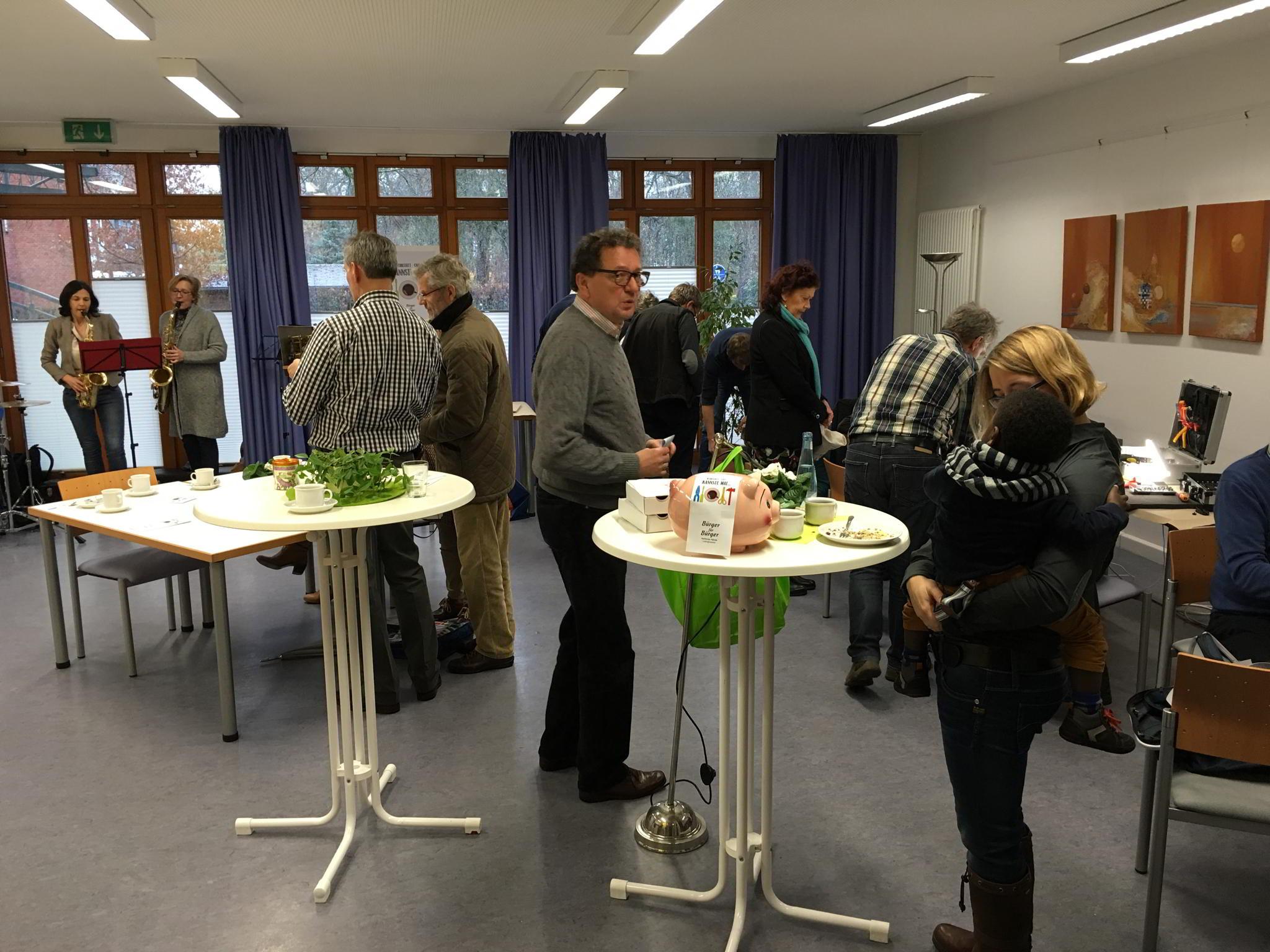 Eröffnung Werkstatt-Cafe 059
