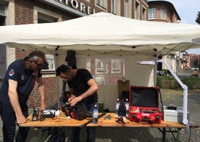 1. Open-Air Werkstattcafe